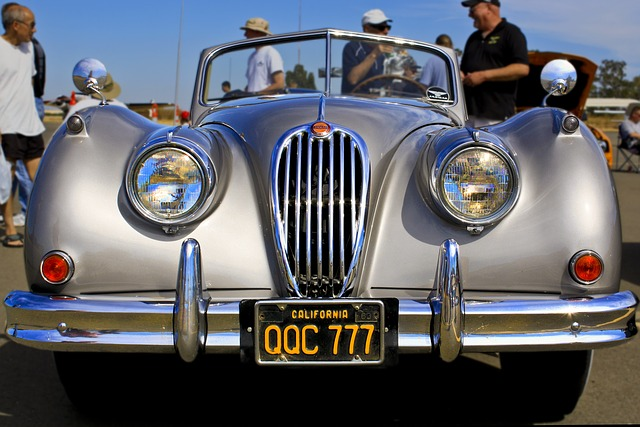 Free Photos: Car classic car restored car auto jaguar | PublicDomainPictures