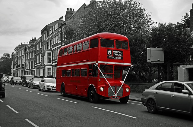 Free bus double decker england english europe famous