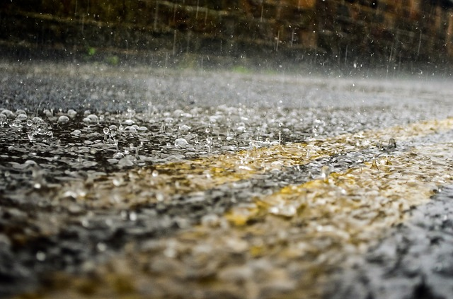 Free rain raindrops seasons water macro element cloud