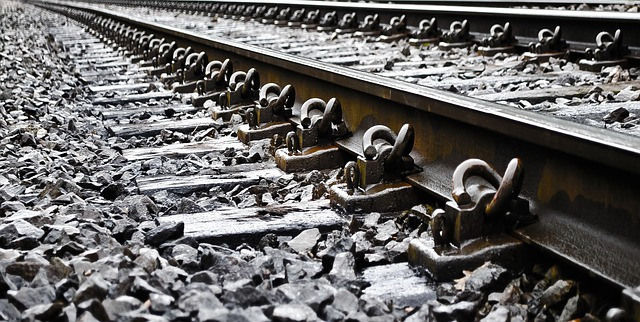 Free track train road railroad background macro iron
