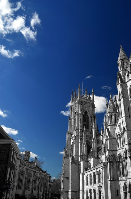 Free cathedral york england architecture city history
