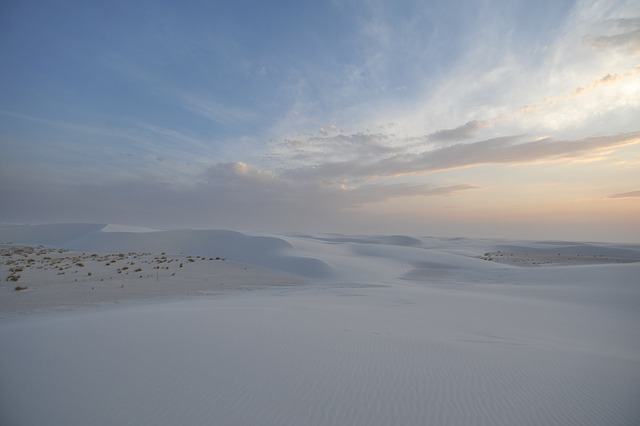 Free white sands national monument new mexico sand
