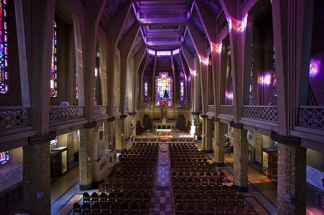 Free st john bosco paris france cathedral church faith