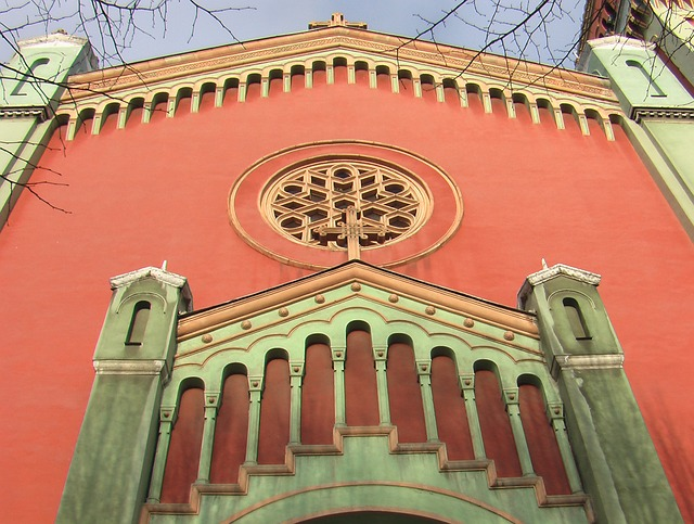 Free slovakia church building architecture intricate