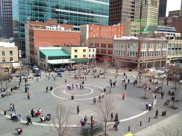 Free pittsburgh pennsylvania city people market square
