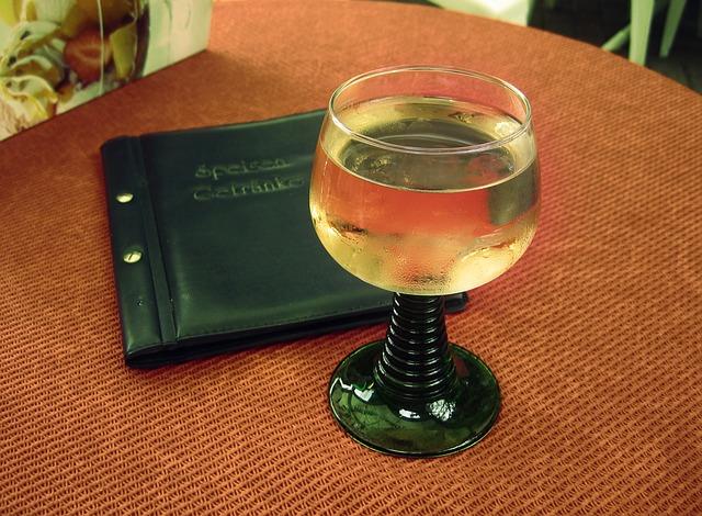 Free glass wine glass drink wine white liquid hard