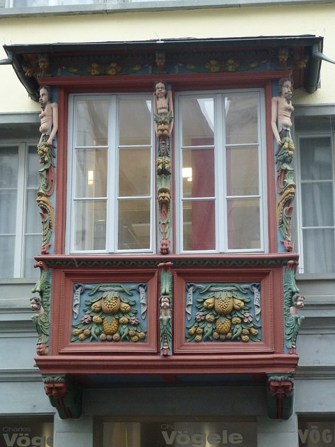 Free bay window homes live architecture st gallen