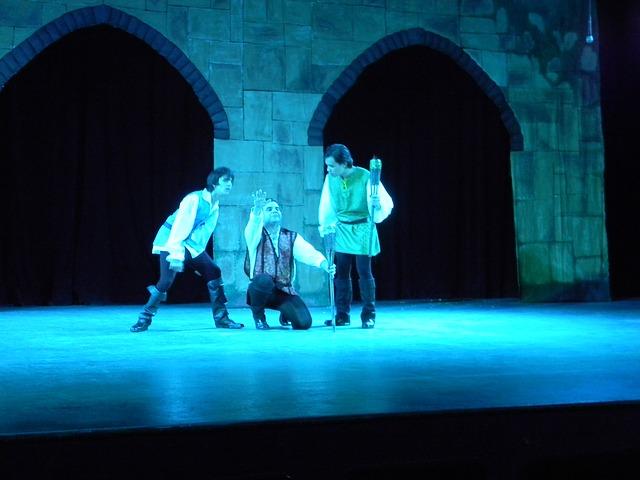 Free theatre blue arts soldier dreams