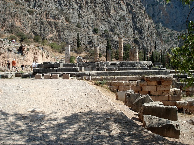 Free delphi greece oracle central greece