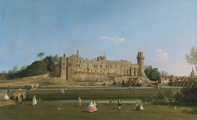 Free canaletto art artistic painting oil on canvas