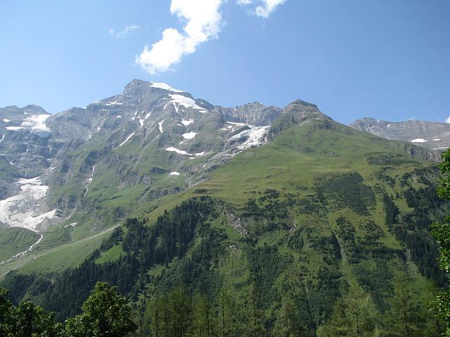 Free the alps austria landscape scenic summer mountains