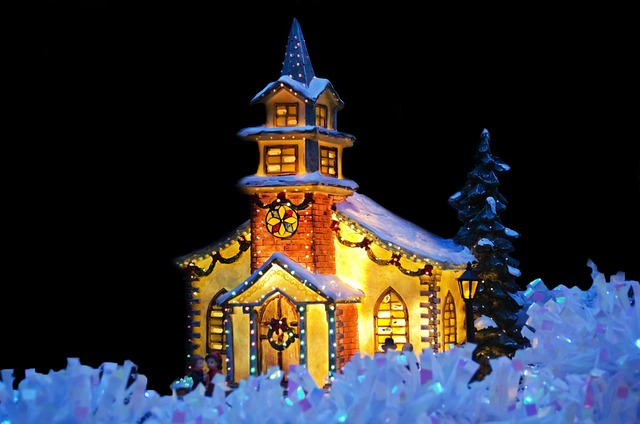 Free background candle card chapel christian