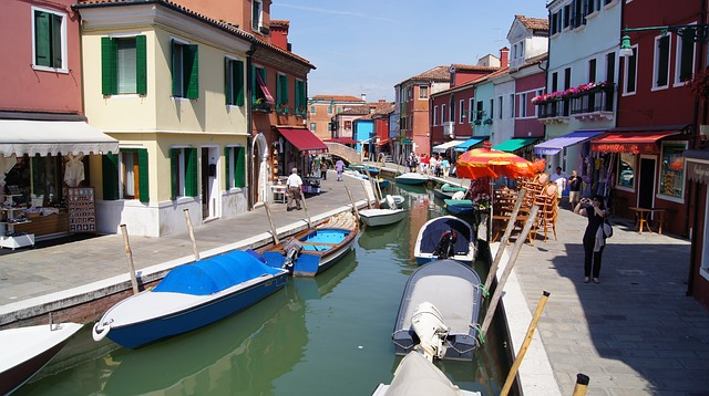 Free burano channel italy