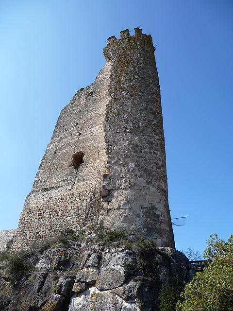 Free austria ruins remains historical landmark castle
