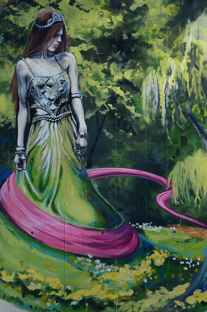 Free winnipeg canada wall mural art artistic paining