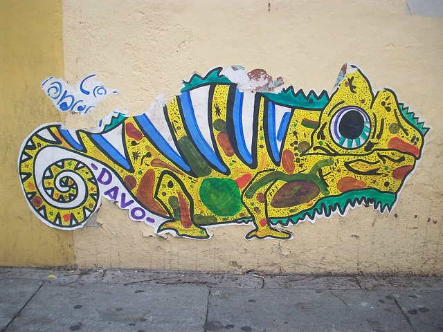 Free Photos: Graffiti mexico oaxaca street art colorful | Carlos Aguilar