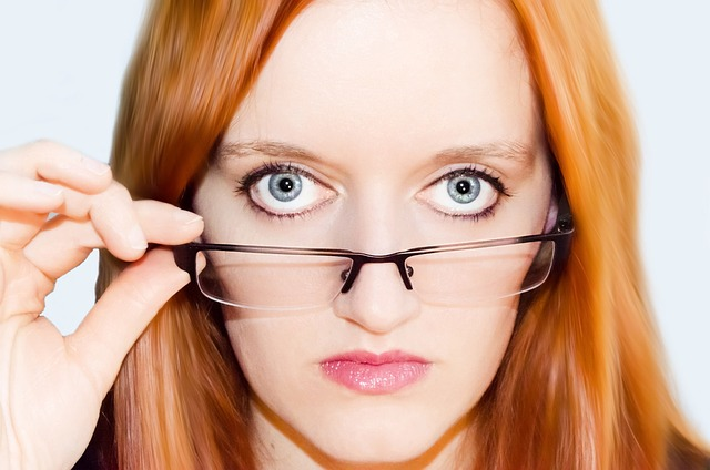 Free Photos: Woman women glasses optical face eyes eye look | PublicDomainPictures