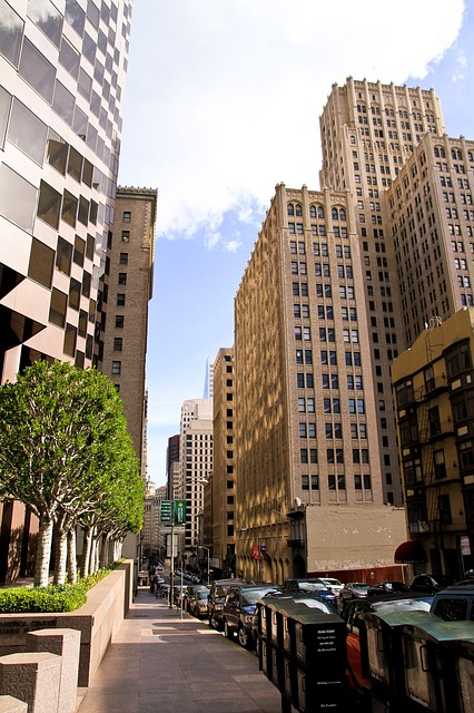 Free Photos: San francisco streets buildings skyline | PublicDomainPictures