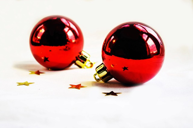 Free christmas balls christmas baubles celebration