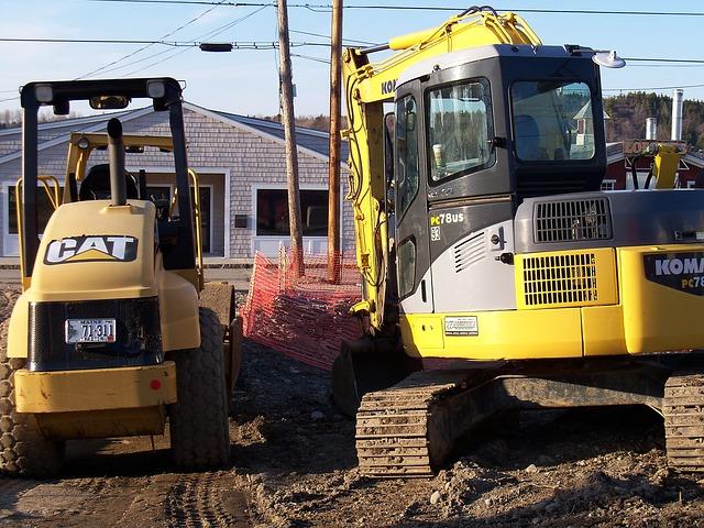 Free heavy equipment construction equipment