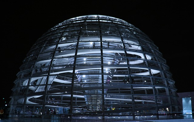 Free berlin glass dome bundestag reichstag capital