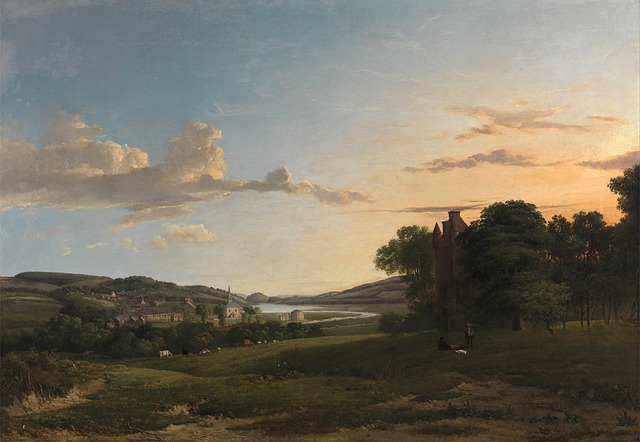 Free patrick nasmyth painting oil on canvas artistic