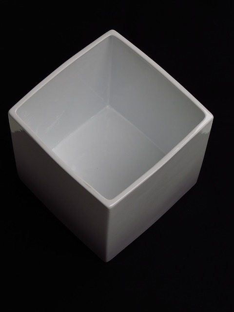 Free square block rectangle plant rack flowerpot sound