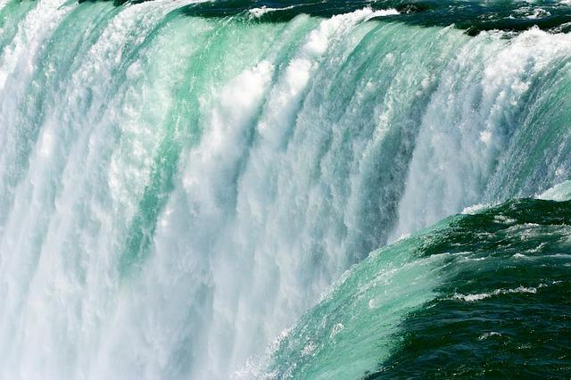 Free water waterfalls niagara niagara falls ontario