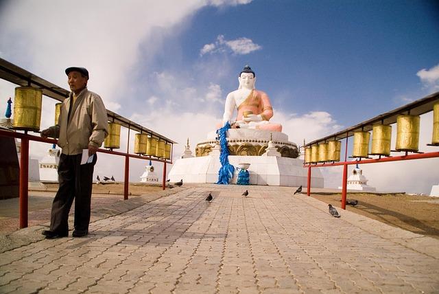Free mongolia buddhist temple buddha architecture