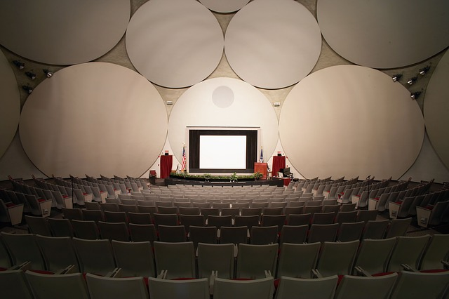 Free cia langley virginia auditorium interior seating