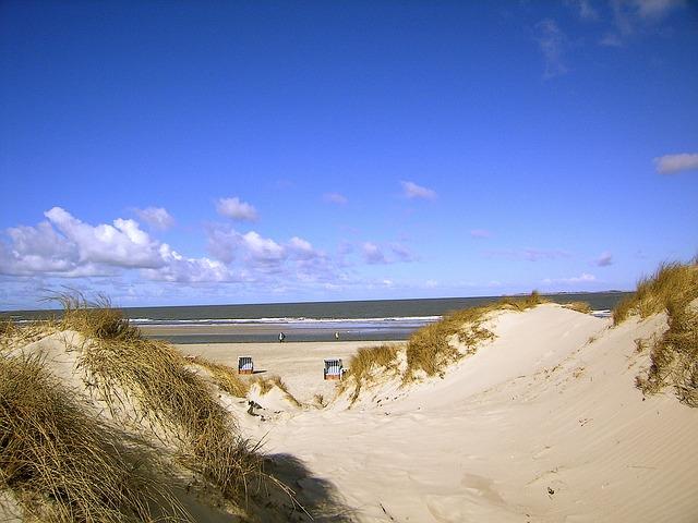 Free season beach chair nature landscape sky
