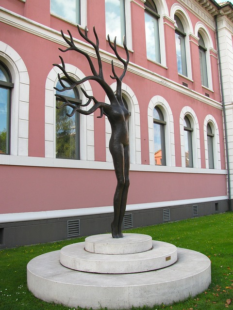 Free oldenburg germany building architecture statue