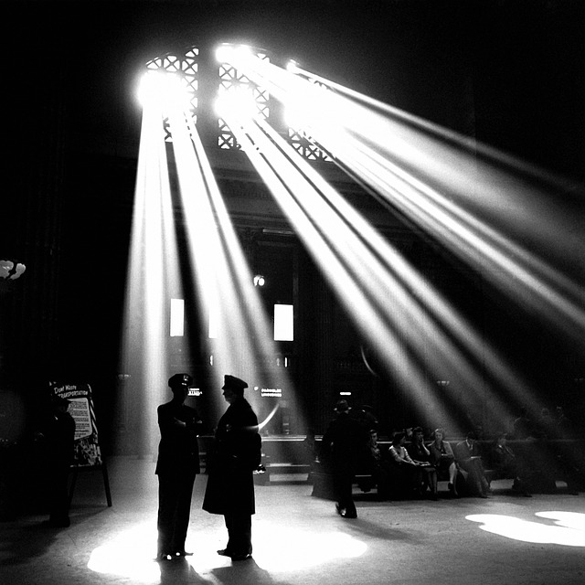 Free chicago illinois 1941 union station policemen