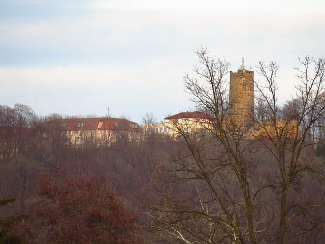 Free staufeneck castle burg staufeneck burgruine salach