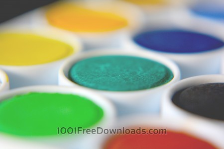 Free Water Color Blocks