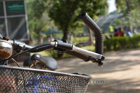Free Bicycle closeup