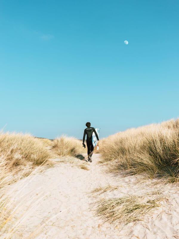 Free Feeling like June in the dunes