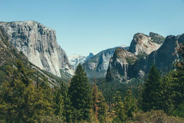 Free Yosemite Valley