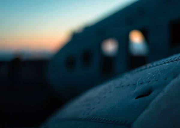 Free Solheimasandur Plane Wreck
