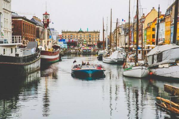 Free The Boat Tours at Nyhavn, Copenhagen