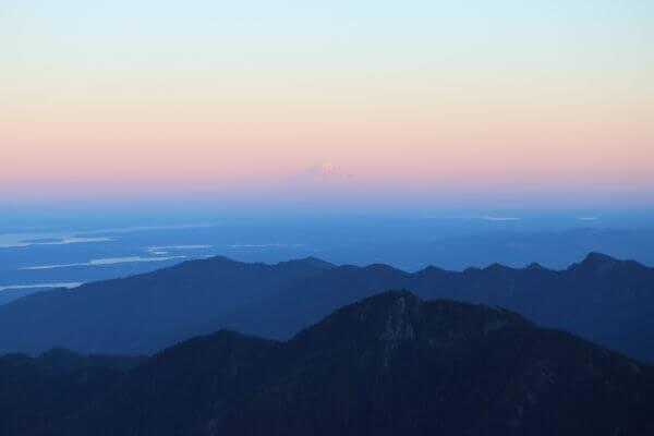 Free Mt. Rainier