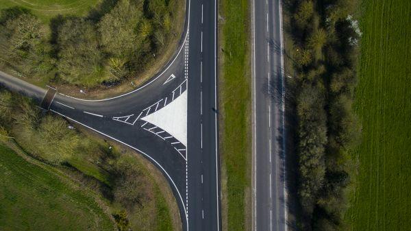 Free Empty Roads
