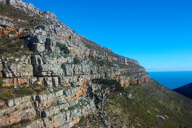 Free table mountain africa mountain travel nature cape