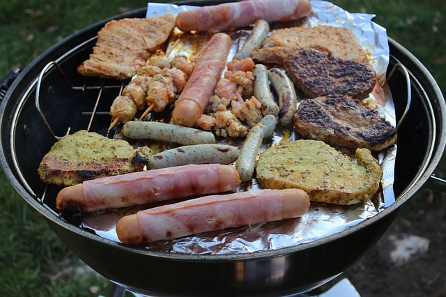 Free Photos: Barbecue steaks sausages meat grilled food tasty | Gina1712