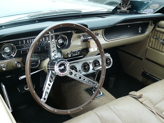Free steering wheel automotive auto dashboard oldtimer