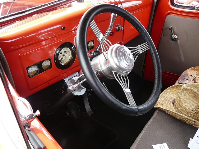 Free dashboard steering wheel interior auto american