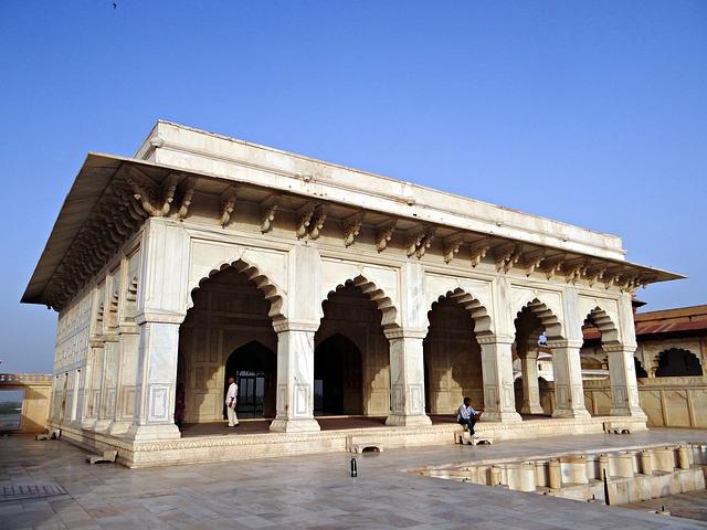 Free Photos: Agra fort musamman burj mughals architecture palace | Bishnu Sarangi
