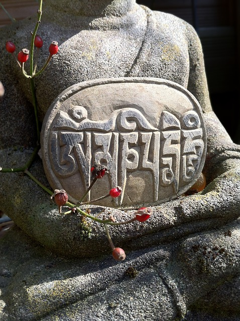 Free buddha buddha figure fig relief stone engraving