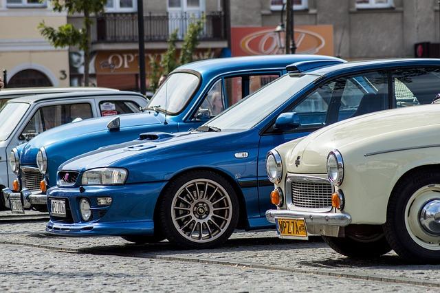 Free cars subaru event wrx