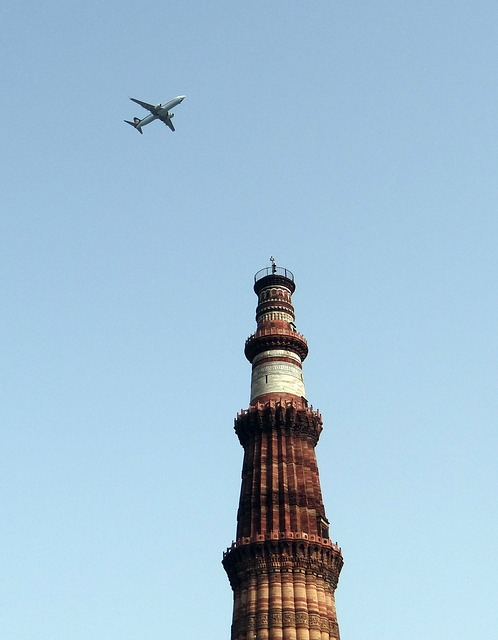 Free qutb minar aeroplane qutub minar qutab